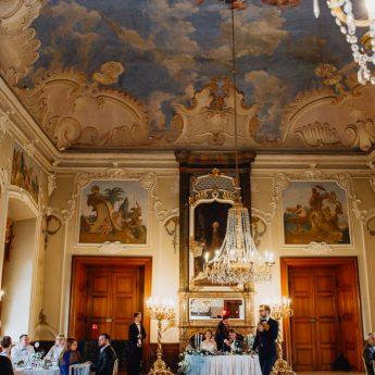 Подводные камни свадьбы в замке Чехии