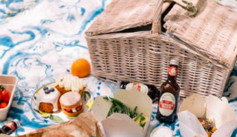 Пикник в Праге