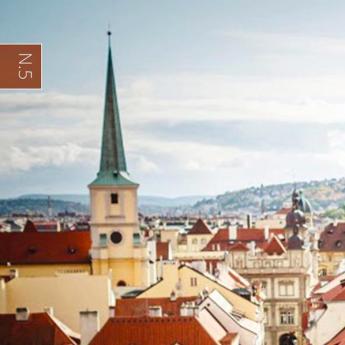 5 Причин влюбться в Прагу! Причина №5