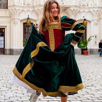 Жанна Пожени в Праге. Или немного закулисья